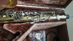 Yamaha Yts-23 Tenor Saxophone + New Pads + Yamaha Mouthpiece / Strap