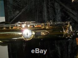 Yamaha Yts-23 Tenor Saxophone / Original Case / Great Condition