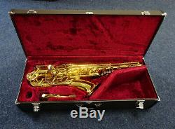 Yamaha Yts 275 Tenor Saxophone Made In Japan Serviced With Case