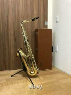 Yamaha tenor sax YTS-23 with case used in Japan
