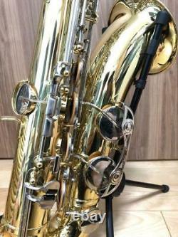 Yamaha tenor sax case with YTS-23