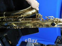 Yanagisawa 880 Tenor Sax Saxophone with Storage Case Free Shipping