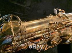 Yanagisawa Japan 901 Tenor pro saxophone nice condition with case