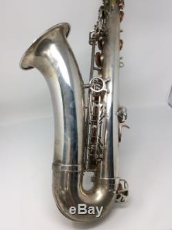 Yanagisawa Japan Prima T-901 Japan Vintage Tenor Saxophone with Hard Case
