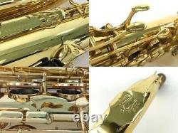Yanagisawa Prima 901 II Tenor Saxophone with Hard Case