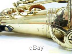 Yanagisawa T901II T-901 II Tenor Sax Saxophone WithHard Case Overhauled Tested Use