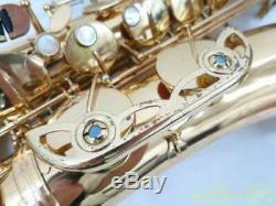 Yanagisawa T901II Tenor Sax Saxophone Overhauled Tested Use WithHard Case T-901 II