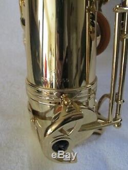 Yanagisawa T901 Tenor Saxophone With Case Excellent Condition