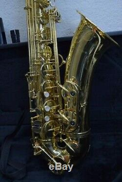 Yanagisawa T901 Tenor Saxophone With Case, Keys & Accessories Japan