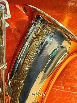 Yanagisawa T-400 tenor sax hard case used in Japan
