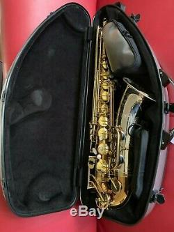 Yanagisawa T-9932J Tenor Saxophone (Limited Edition) withBAM Hightech Tenor Case