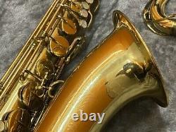 Yanagisawa Tenor Saxophone T-900 withneck, hard case From Japan